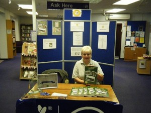 Selby Library Book Launch